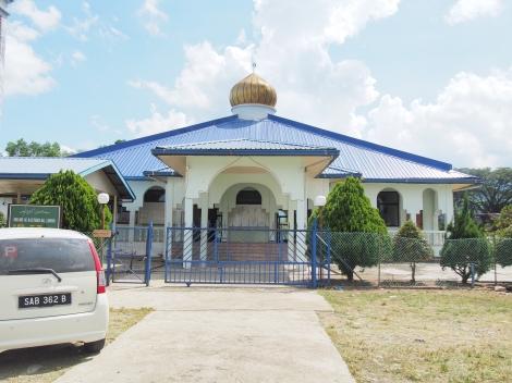 Masjid al-Kauthar Kg Lohan