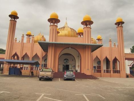 Masjid ar-Rahman Pekan Ranau